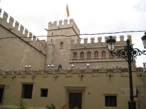 Valencia Lonja